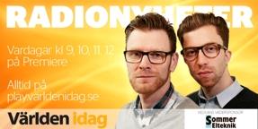 Världen Idag Radionyheter - Sommers