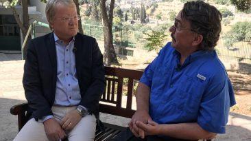 Jerusalem - dåtid, nutid och Framtid