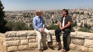 Jerusalem - staden som engagerar hela varlden